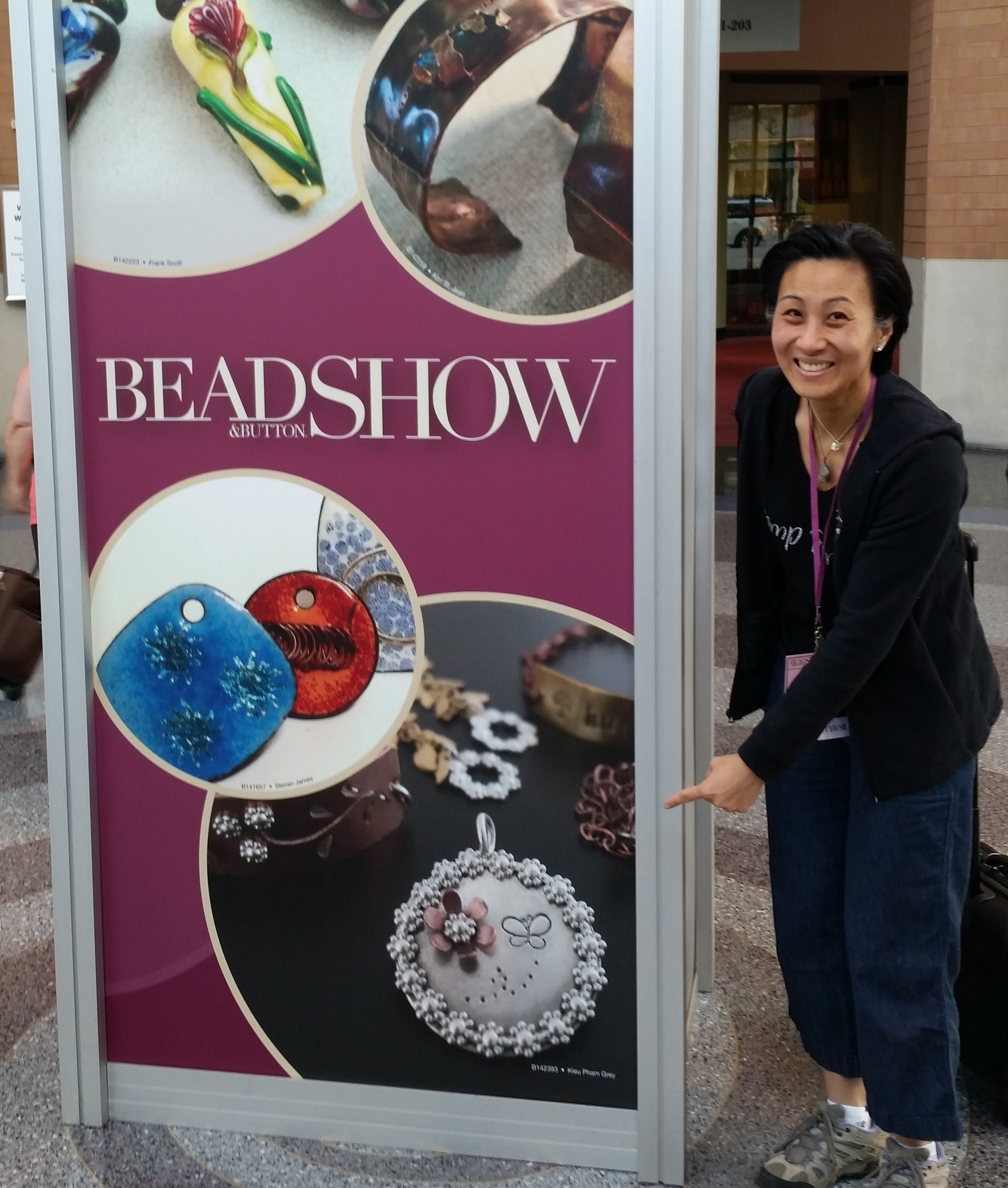 Becoming a Bead & Button Instructor