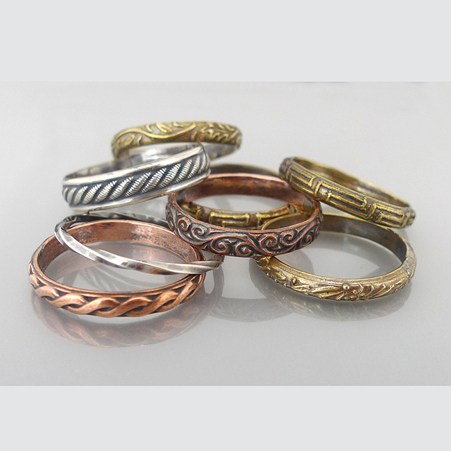 Mix and Match Rings