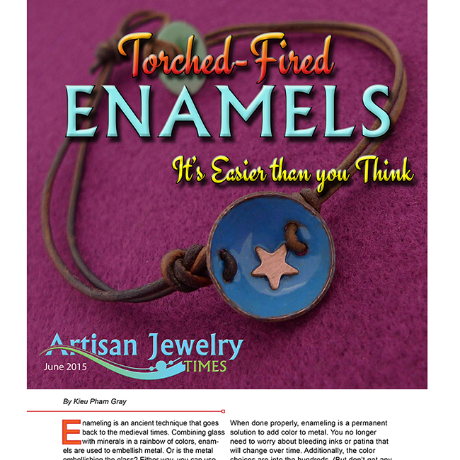 Art Jewelry Times