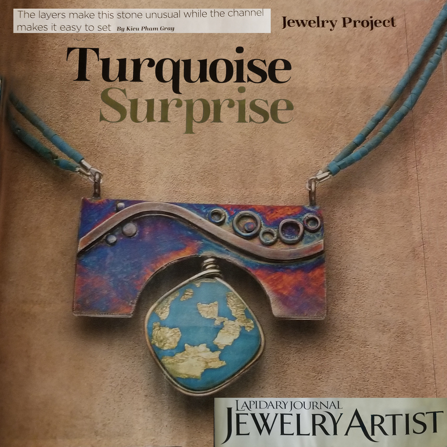 Article: Turquoise Surprise