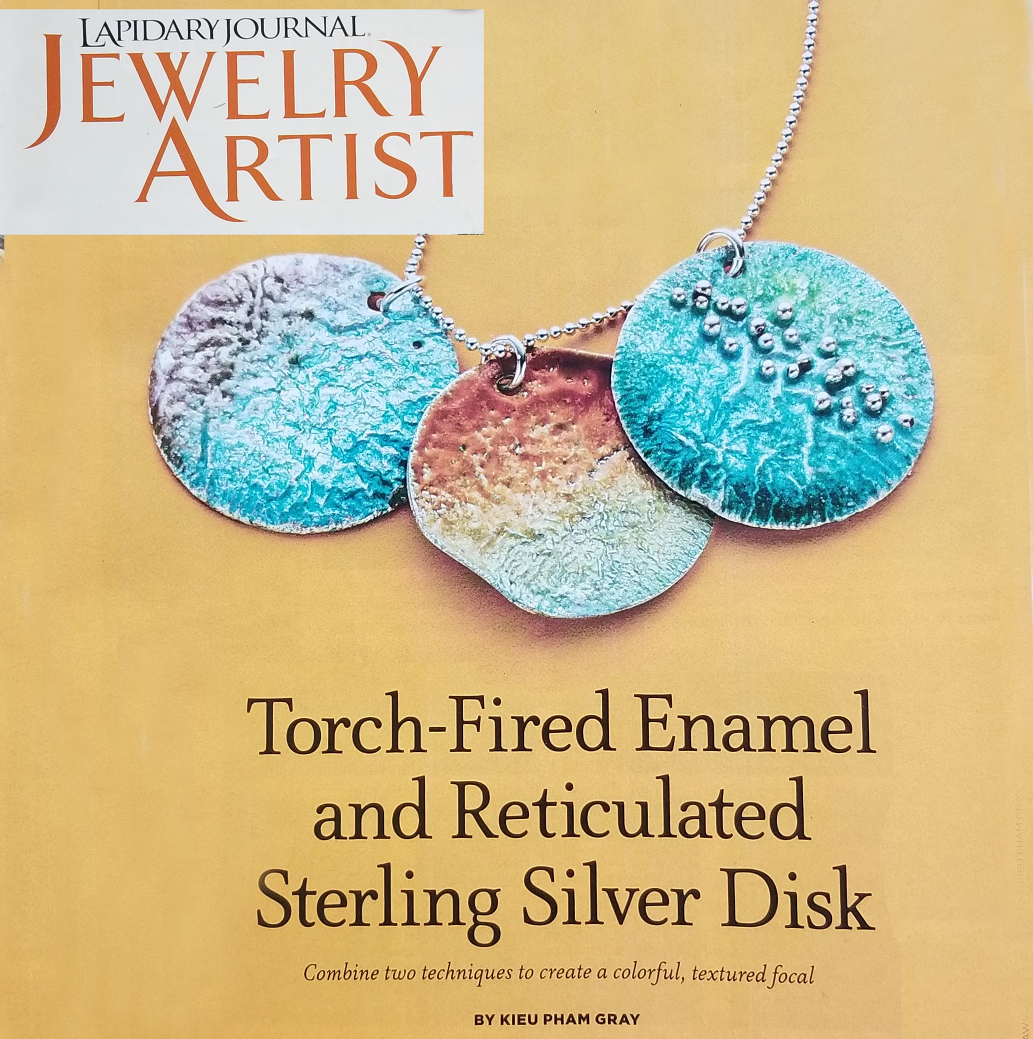Article: Torch-Fired Enamel