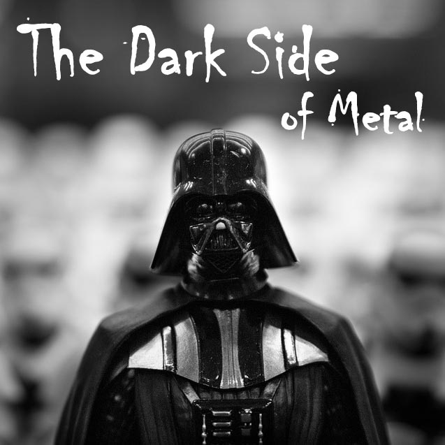 Patina, The Dark Side of Metal