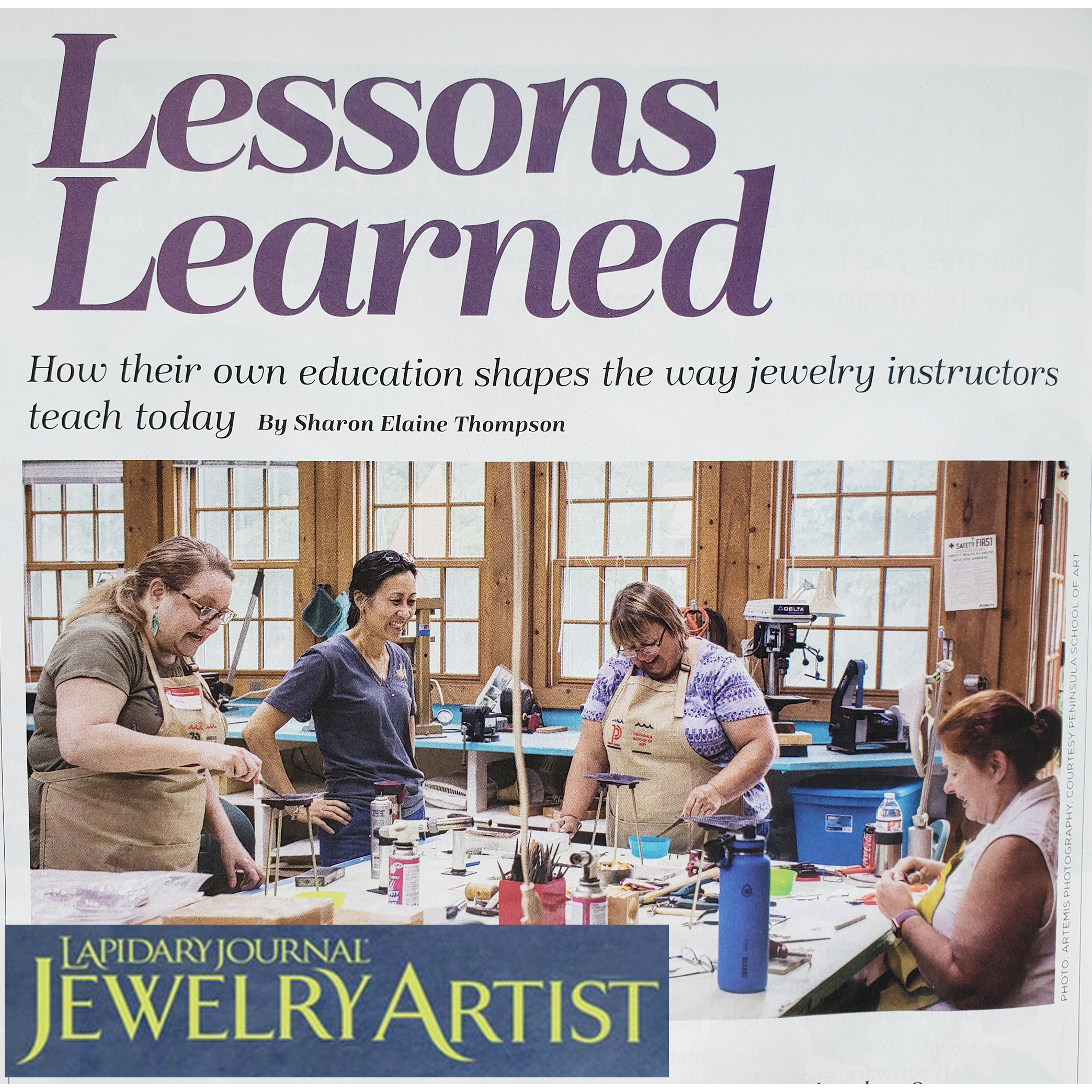 Lapidary Journal Mar-20